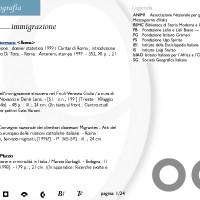 """""""900 italiano"""", CD-Rom. Cliente: BAICR, Biblioteche e archivi degli istituti culturali di Roma. Progetto editoriale, cura dei contenuti, regia multimediale, progetto grafico. Direttore: Fabrizio M. Rossi. 2000-2002. Bibliografia."""