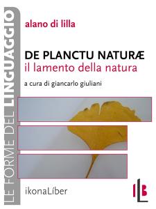 Alano di Lilla, «Il lamento della natura. De planctu naturæ»