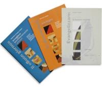 Cliente: CNOS-FAP nazionale. Collane di libri. Direzione artistica, progetto grafico, impaginazione. 1997-2000.