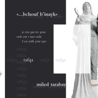 """Miled Tarabay: Rafqa. Vedo con i tuoi occhi. Gruppo """"As-sawt il-'ati'"""" [la voce di un tempo], strumenti e voci tradizionali libanesi. Miled Tarabay, composizione e direzione. Attraverso la musica, Miled Tarabay ci fa viaggiare nella vita della beata Rafqa. Spesso ci si presenta un santo o un beato attraverso una icona o una biografia. In quest'album la vita e la personalità della beata Rafqa sono illustrate attraverso la musica e la poesia, molto care al cuore dei Libanesi. I canti sono nelle lingue araba e siriaca (branca della lingua aramaica) e in dialetto libanese. L'album contiene canti di genere religioso e più propriamente liturgico e canti di genere popolare. Esperia E013. Prima registrazione mondiale. Esaurito."""