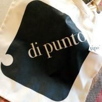 """""""Le tipò"""": borse tipografiche, 100% cotone equosolidale. Stampa serigrafica. € 8,00 - sconto 20%."""