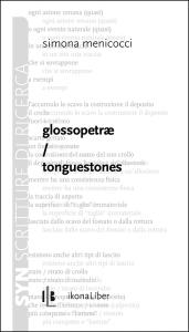 Simona Menicocci, «Glossopetræ / tonguestones»